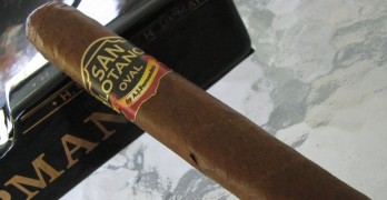 Cigar Review: San Lotano Oval Robusto