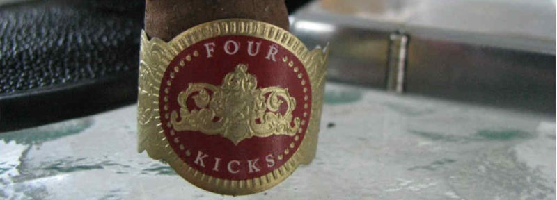 crowned heads four kicks corona gorda