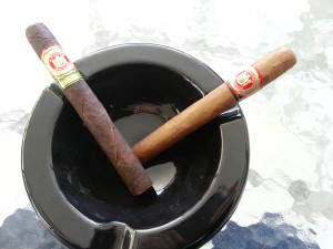Two Standy Cigars