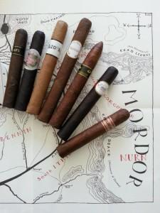 Emilio Cigars lineup