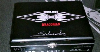 Press Release: Iconic Leaf Special Edition Recluse Draconian