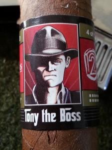 Eddie Ortega's Wild Bunch Tony the Boss