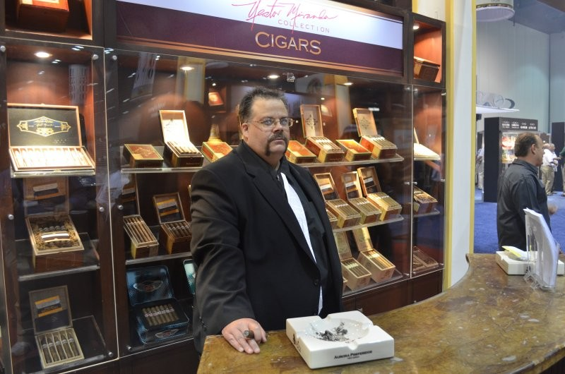barry stein of Miami Cigar