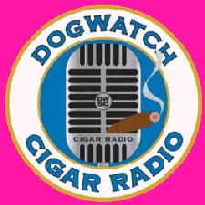 dogwatch Cigar Radio logo