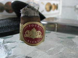Crowned Heads Four Kicks