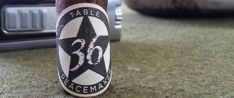 Table 36 Peacemaker bullet
