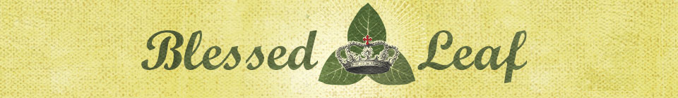 blessed leaf header