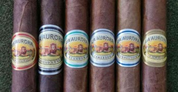 Cigar Review: La Aurora Preferidos Diamond Corona Especiales