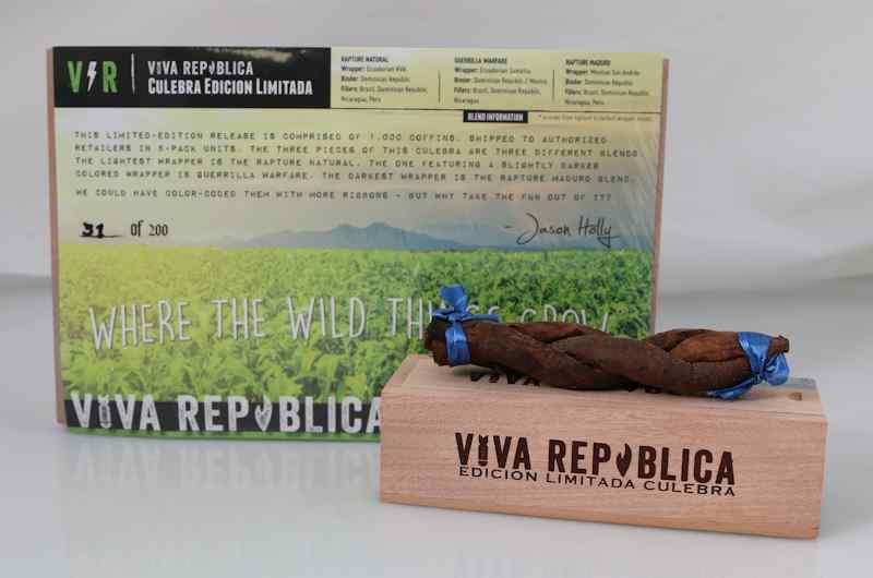 viva republica culebra