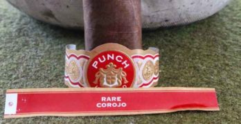 "Cigar Review: Punch Rare Corojo ""El Diablo"""
