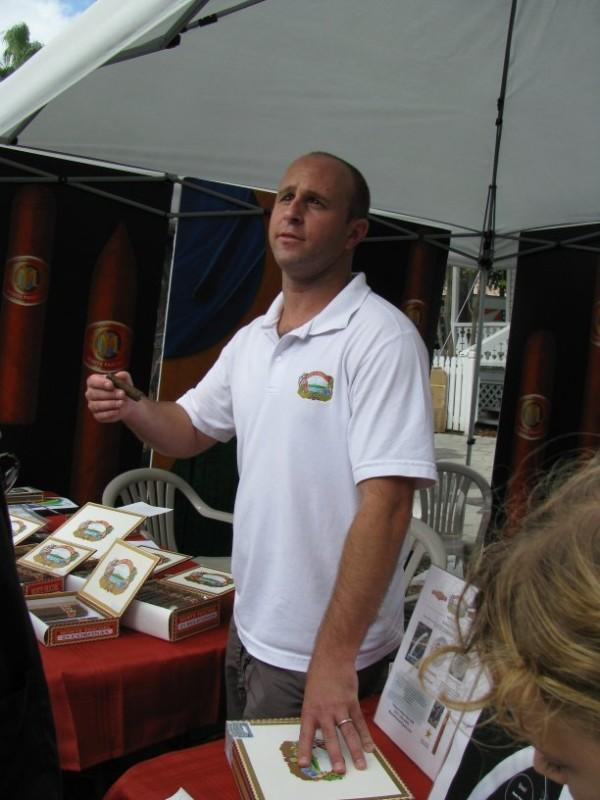 Ybor Cigar Festival