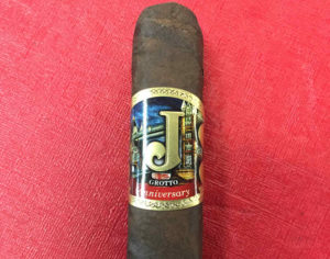 J. Grotto Anniversary Double Robusto 2